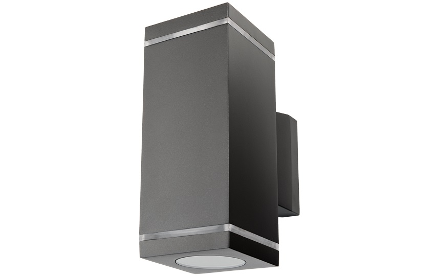 Bilde av Echo deco grafitt 2 x 4,5w led 2700k