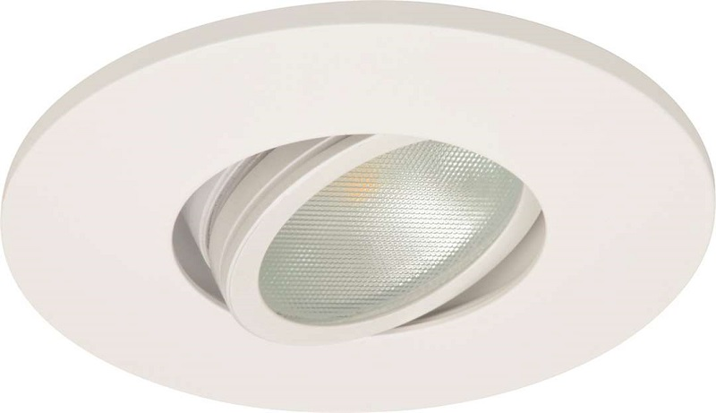 Downlight MD-350, LED, 5W, Hvit, Matt, IP44 Malmbergs