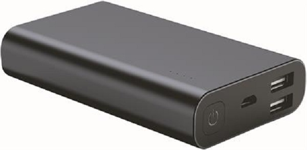 Powerbank 10000mAh Quick Charge 3.0 Malmbergs